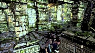 Uncharted: Golden Abyss - Gameplay Video 2