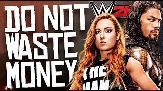 10 Reasons Why You SHOULD NOT Buy WWE 2K20!