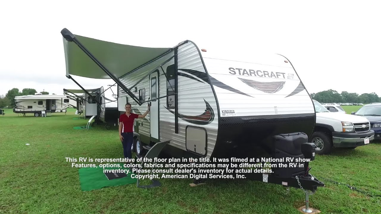 Starcraft-Autumn Ridge-24BHS - YouTube
