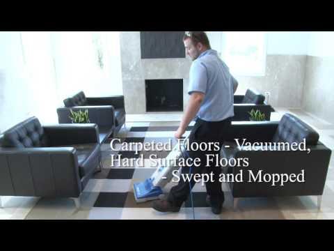1064 Hospital Daily Floor Maintenance