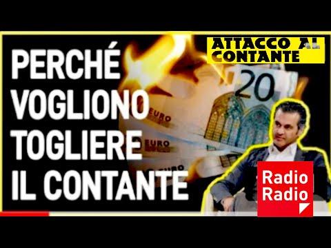 Cosimo Massaro su radio radio TV : LA TRUFFA DEGLI INTERESSI