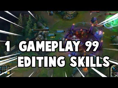 Ekko Jungle Gameplay | League of Legends  | 1% GAMEPLAY SKILLS 99% EDITING SKILLS