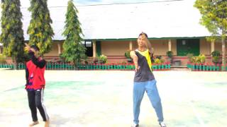 Korea dance Indoneseia