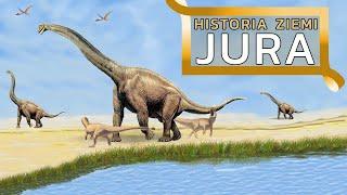 Jura - dinozaury opanowują świat - Historia Ziemi #12