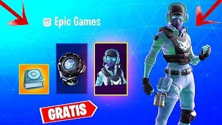 How to UNLOCK THE FREE BREAKPOINT PACK in FORTNITE!!