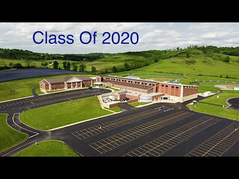 Gallia Academy High School Class Of 2020 Senior Recognition Procession