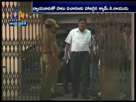 Hyderabad Drug Bust | Cameraman Shyam K Naidu Appears before SIT