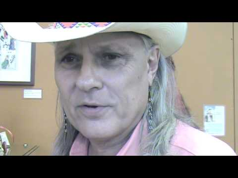 REAL FACES: MICHAEL HORSE: ACTOR, ARTIST TALKS IT UP...YES!!