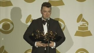 Sam Smith tour postponed: the Grammy winner can't sing!