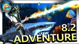 BFA 8.2 Adventure - Actually fun :)