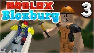 BUILDING MY DREAM HOUSE! | Roblox BLOXBURG Episode 3