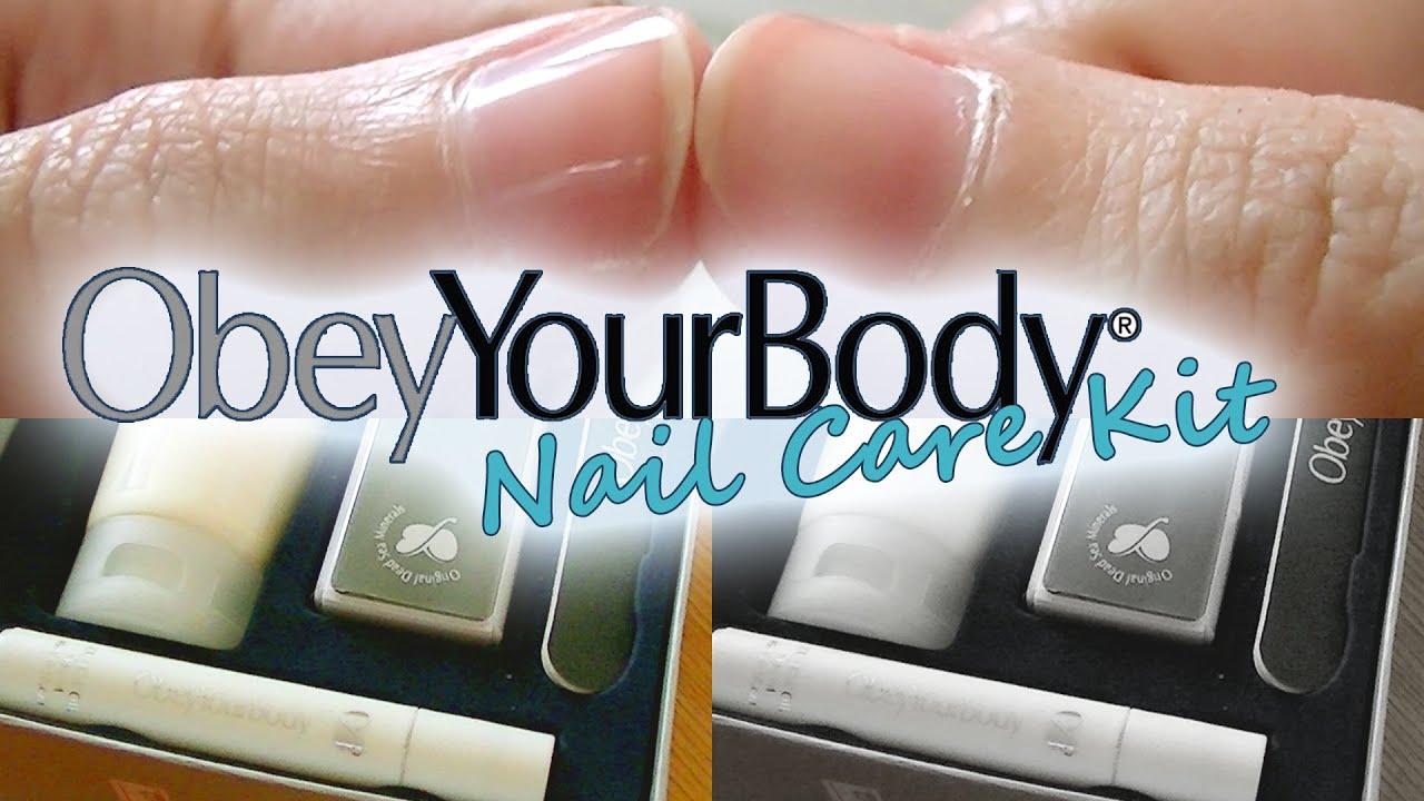 Obey Your Body Nail Kit Kiwi | Nail Review