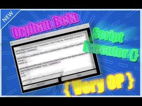 NEW Roblox Exploit: Orphan Beta | Script Executor | Level 6 | Works in 32 bit & Windows 7