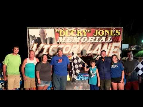Street Stock - Wartburg Speedway 8/25/19