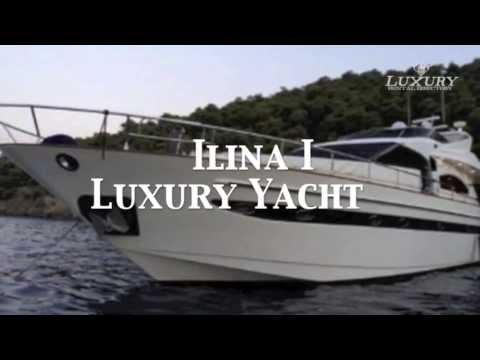 Ilina I Luxury Yacht Charter