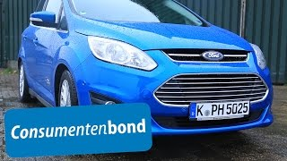 Ford C-MAX Plug-in hybride - Autoreview (Consumentenbond)