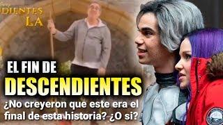 El Final Eliminado De Descendientes 3 Y Los Mensajes Que Confirman El Fin De Descendientes