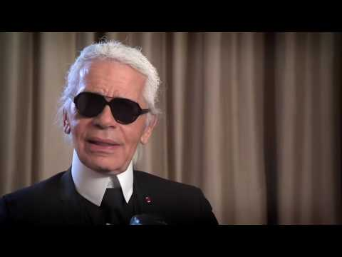 Karl Lagerfeld   The Luxury Channel