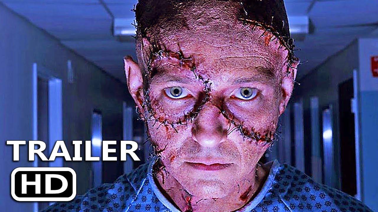 NIGHTMARE CINEMA Official Trailer (2019) Mickey Rourke, Horror Movie