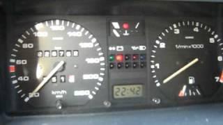 Probleme démarrage Golf 2 90S essence