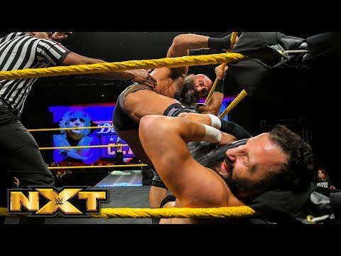 #DIY vs. Undisputed ERA: Dusty Rhodes Tag Team Classic First-Round Match: WWE NXT, March 6, 2019