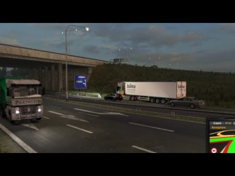 Euro Truck Simulator 2 (1 28) Painted Truck Traffic Pack by Jazzycat v 4 0  + DLC's & Mods