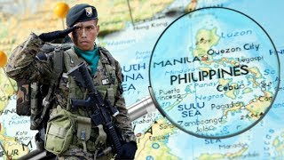 Philippine Army Special Forces - 1st Scout Ranger Regiment