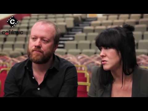 Alice Lowe and Steve Oram | Cofilmic Comedy Lab