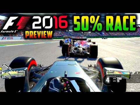 f1-2016-gameplay:-german-gp-50%-race-in-a-mclaren,-awesome-strategy!