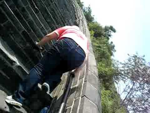 winnie lam in great wall 2