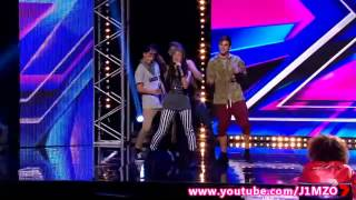 Straight Up - The X Factor Australia 2013 - AUDITION [FULL]