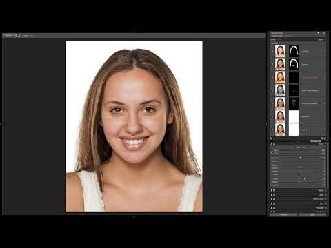 Alien Skin Exposure X4 - 10: Portrait Retouching