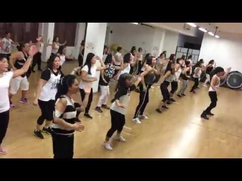 """""""Awitin mo at Isasayaw ko"""" JM ZUMBA DANCE FITNESS MILAN ITALY"""