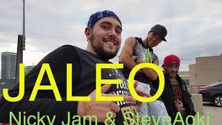 Jaleo - Nicky Jam X Steve Aoki // ZUMBA Fitness // ZIN78 // Reggaeton Video