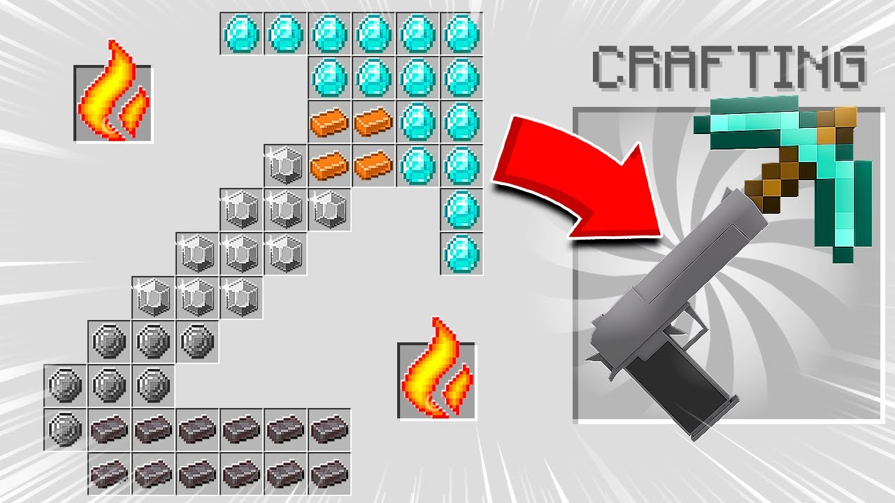 Download Crafting Custom OP Items In Minecraft...