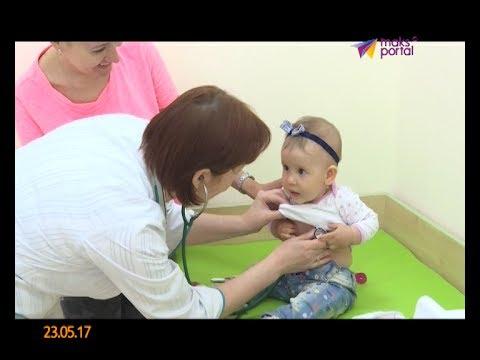 В Адлерском районе появилась  эксклюзивная детская поликлиника