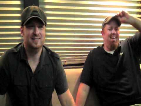 Exclusive Shane and Shane Interview at Ole Miss