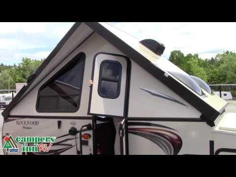 Rockwood Premier 122S at Campers Inn RV of Union, CT