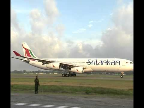 President's Departure to India