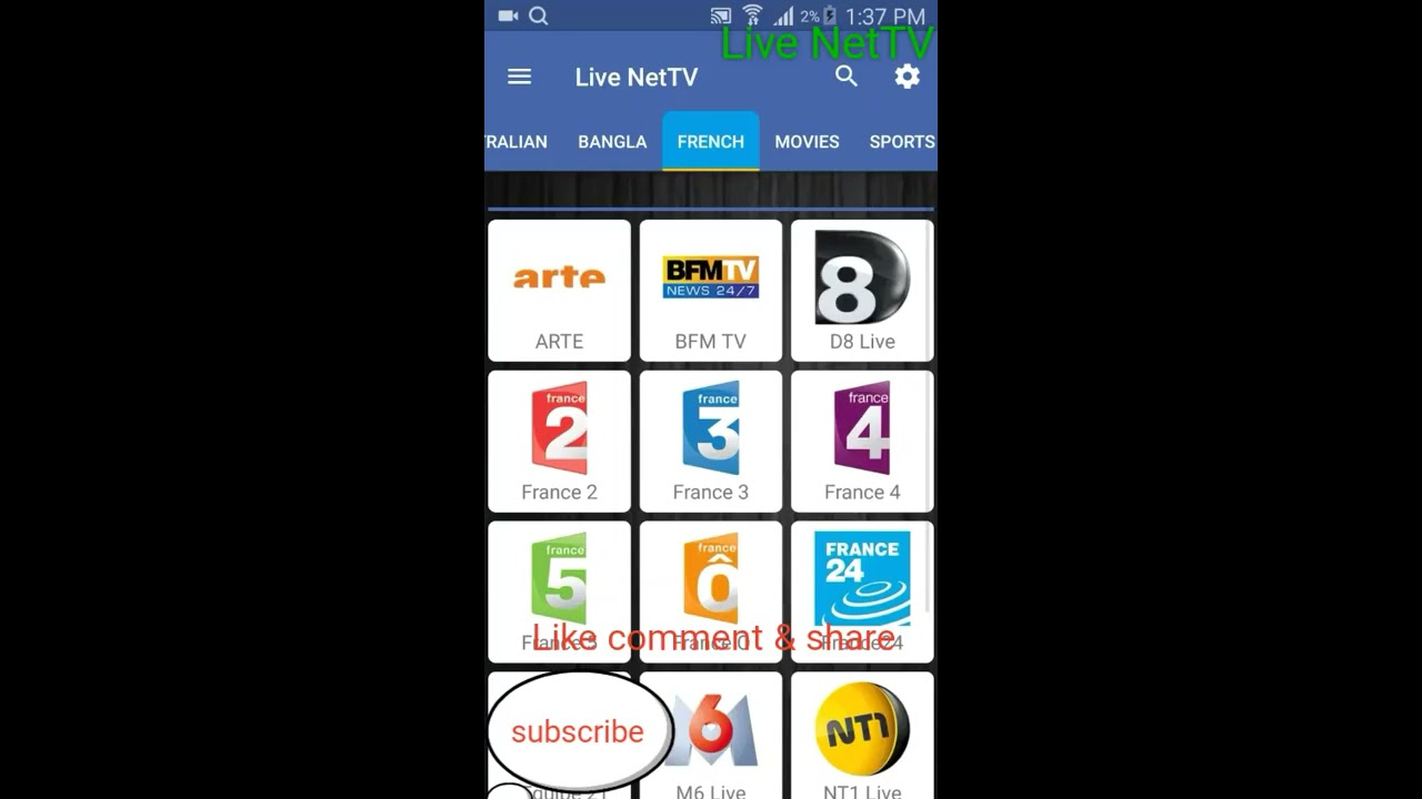 Live NetTV APK How to download live nettv apk latest version