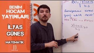 24) Matematik - Genel Tekrar - II - İlyas GÜNEŞ / Soru Çözüm (2018)