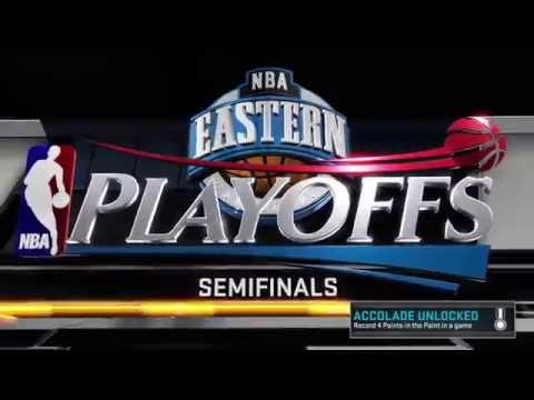 (99) NBA 2K16 My Career - Eastern Conference Semifinals (Game 3)