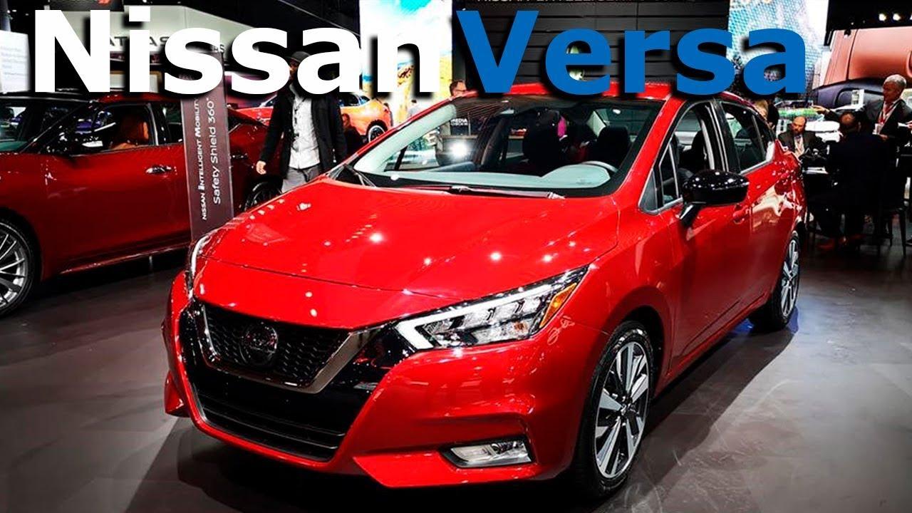 Nissan Versa 2020 El Superventas Se Renueva Por Completo Autocosmos Youtube