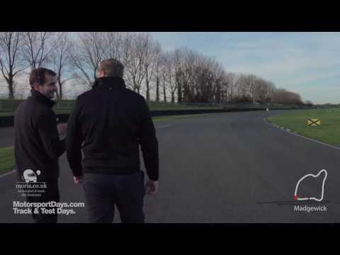 MotorsportDays.com Goodwood Circuit Track walk / Track Guide with David Brise -  Moris Insurance