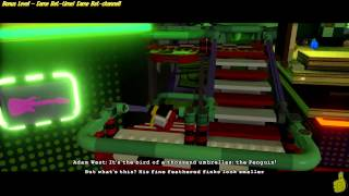 Lego Batman 3 Beyond Gotham: Bonus Level Same Bat-Time Same Bat-Channel Trophy/Achievement - HTG