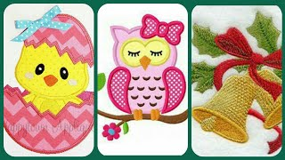 The Most Beautiful Embroidery pattern and laces ideas