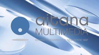 Diseño y programación Web en Valencia - Aitana Multimedia
