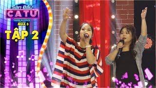 Sàn đấu ca từ 3 | Tập 2: Vy Vân, Ngọc Hoa quẫy tung sân khấu với hit của Mỹ Tâm