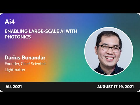 Enabling Large-Scale AI with Photonics