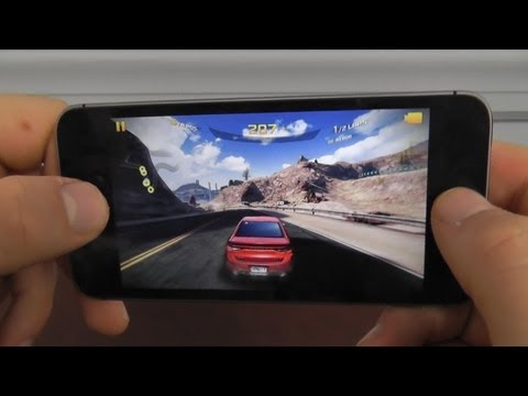 Best Free Games for the iPhone 5S